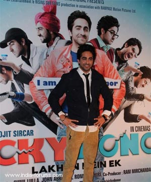 ayushmann khurrana in vicky donor movie