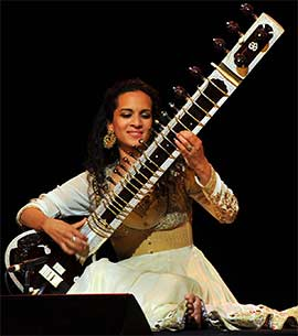 Interview with anoushka shankar