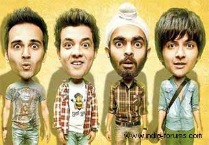 review of fukrey movie