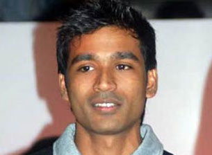 Tamil actor dhanush