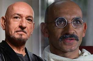 ben kingsley in gandhi movie