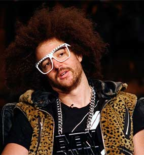 Interview with Redfoo