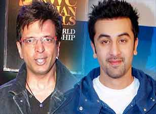 jaaved jaffrey and ranbir kapoor