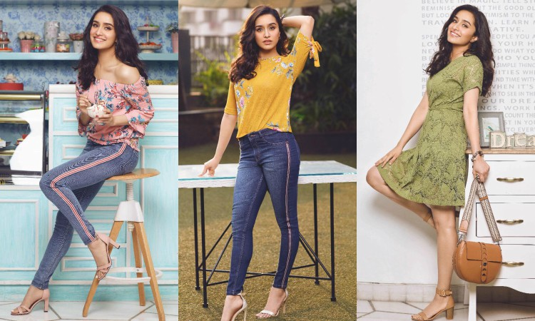 these pictures of shraddha kapoor will brighten your day