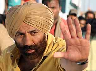 Singh Saab the Great in sunny deol