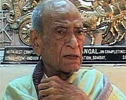 bollywood actor A. K. Hangal