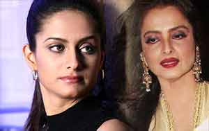 shweta and rekha