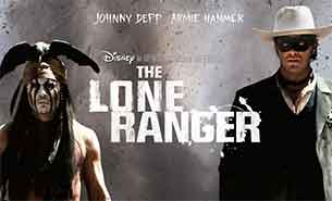 movie review of The Lone Ranger