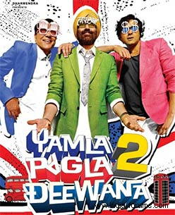 Movie Review of yamla pagla deewana 2