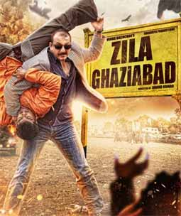 Movie review of zila ghaziabad