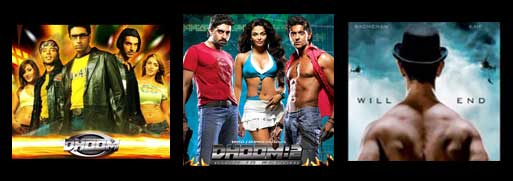 dhoom series