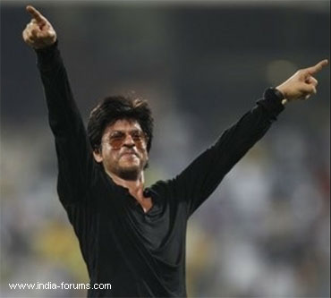 Wrong to call me 'badshah of cricket', says shah rukh khan