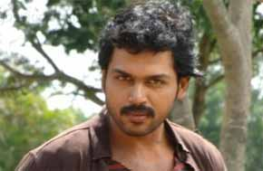 Tamil actor Karthi