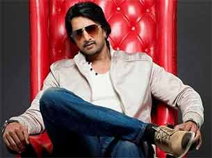 Southern superstar Sudeep