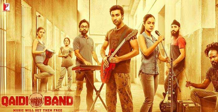 qaidi band movie review