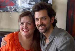 After book on dad, Sunaina to write about brother Hrithik?