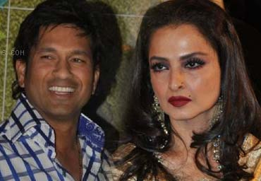 sachin and rekha