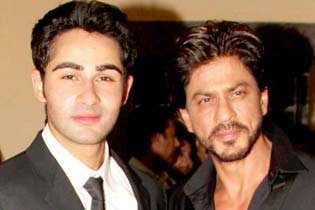 shahrukh khan and armaan jain