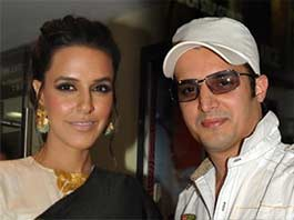 neha dhupia and jimmy shergil