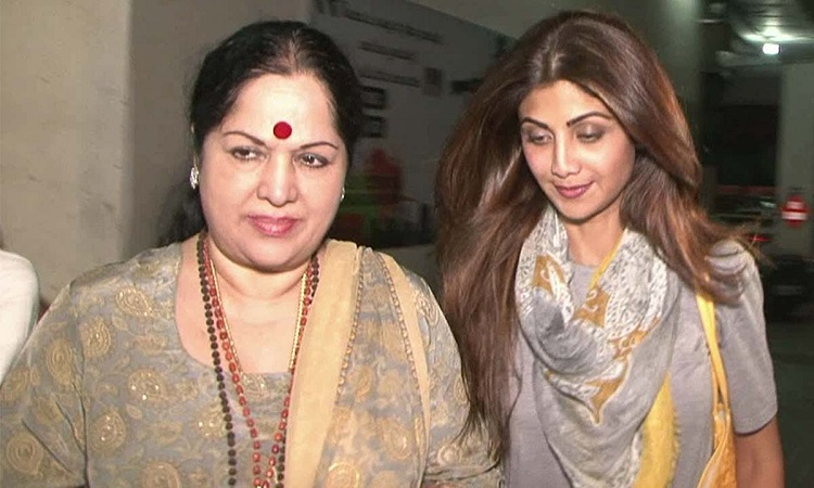 shilpa shetty and family in legal trouble due to an alleged loan