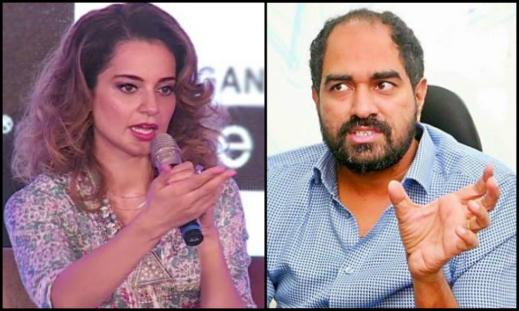 kangana talks about the accusations by manikarnika director