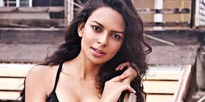 Actress bidita bag