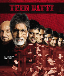 Teen Patti Movie Review, Trailer, & Show timings at