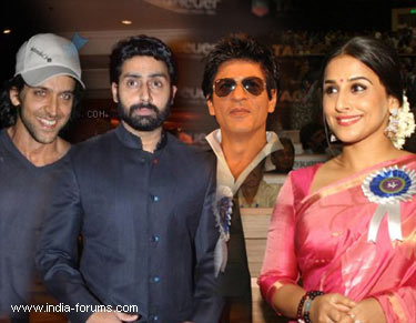 vidya balan wants to work with hrithik, SRK and abhishek bachchan