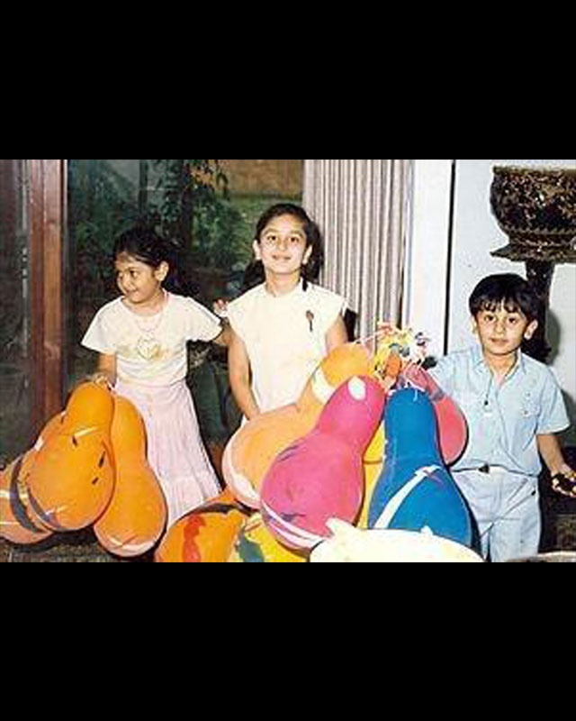 Aww! We Love This Throwback Childhood Picture Of Ranbir