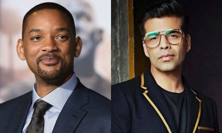 will smith karan johar