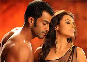 prithviraj sukumaran and rani mukherjee in aiyyaa