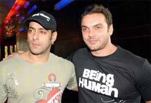 sohail khan and salman khan