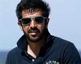 "After the stupendous success of ""Ek Tha Tiger"", director Kabir Khan is off for a new adventure! He is all set to climb Mount Kilimanjaro in Africa. - 714_director-Kabir-Khan"