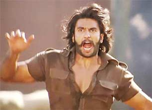 ranbir singh in gunday movie