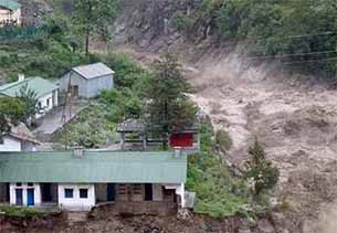 Uttarakhand flood victims