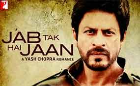 Shahrukh Khan's movie jab tak hai jaan