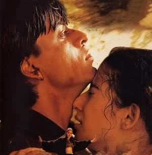 shahrukh khan and manisha koirala's movie dil se