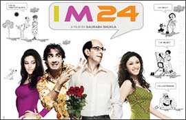 movie review of i m 24