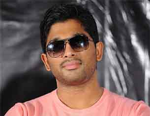 Actor allu arjun