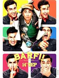 Movie review of barfi