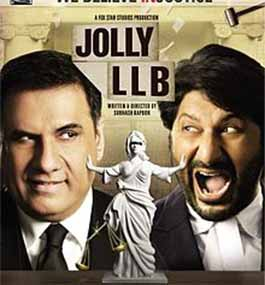 Movie Review Jolly LLB