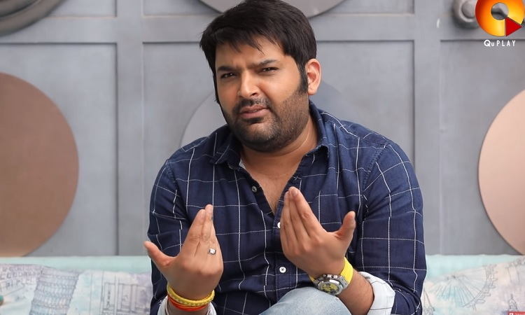 kapil sharma on depression