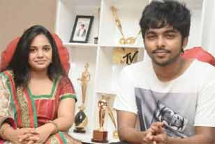 G V Prakash Kumar married Saindhavi