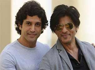 Shahrukh and Farhan