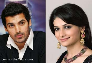 john abraham and prachi desai in I Me Aur Main movie