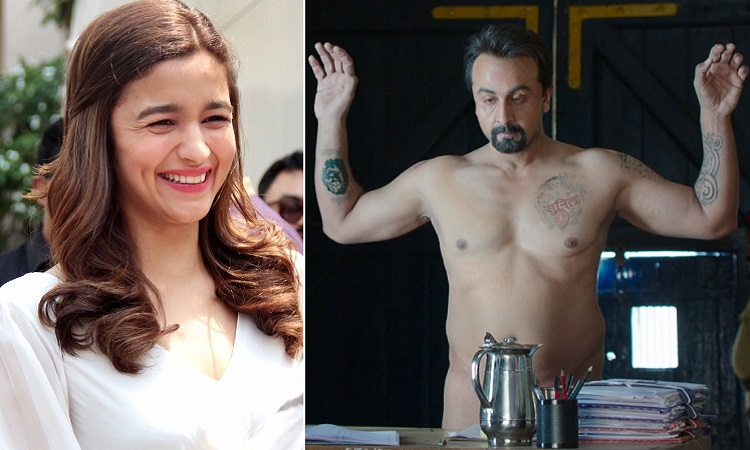 Ranbir's alleged GF Alia Bhatt has the BEST reaction to ...