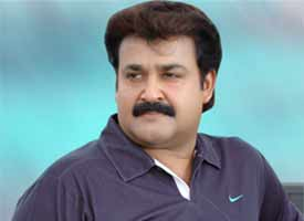 Southern superstar Mohanlal