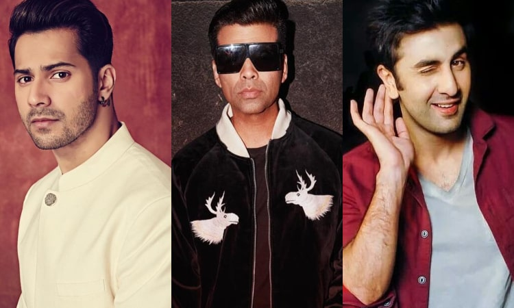here is why karan will unfollow varun dhawan and block ranbir kapoor