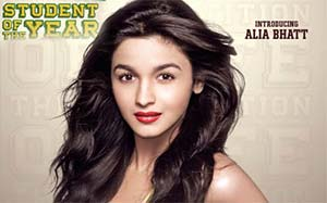 mahesh bhatt's daughter alia bhatt in student of the year movie