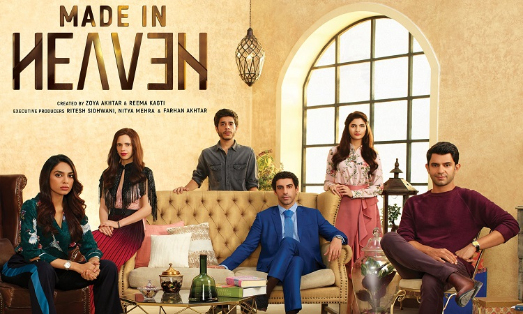made in heaven is a portrayal of dream weddings